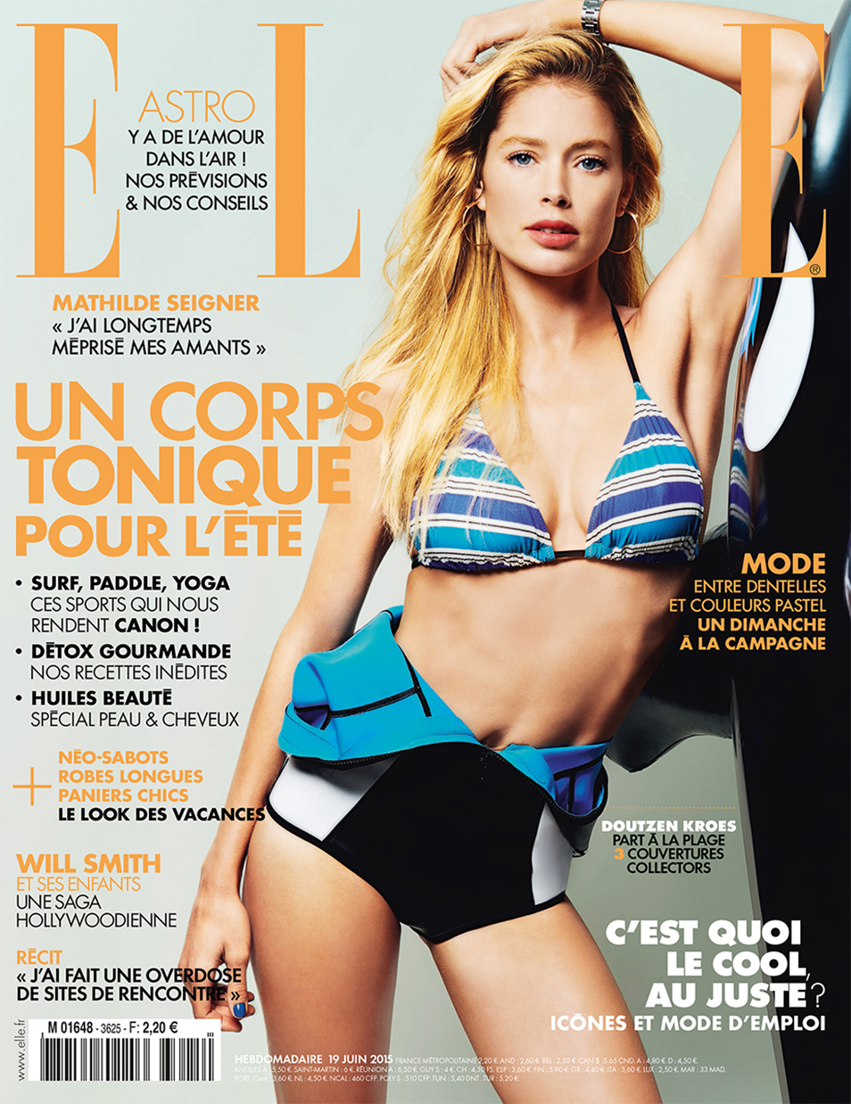 Doutzen Kroes - Elle France