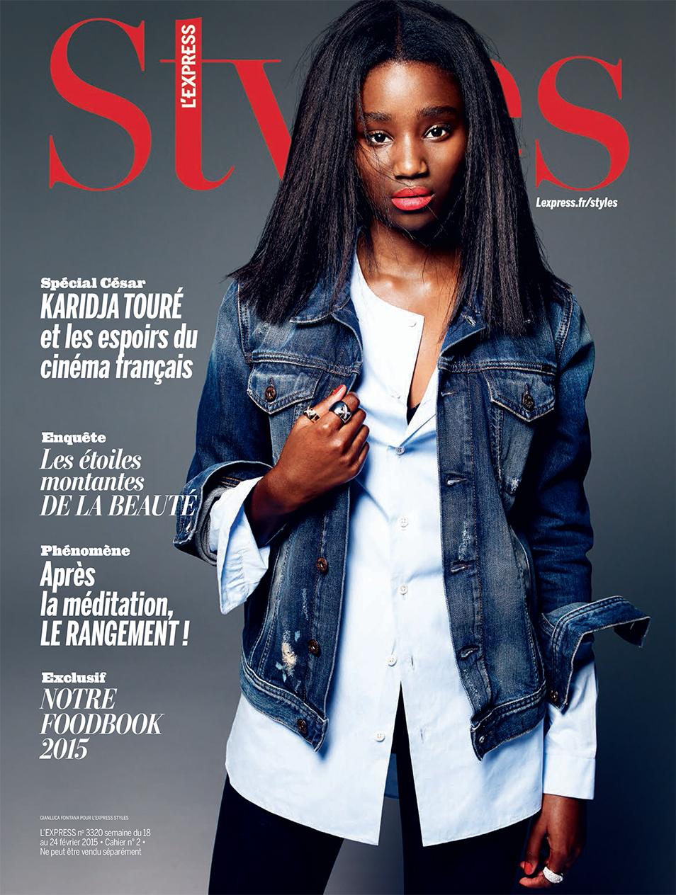 Karidja Tourè - L'Express Styles