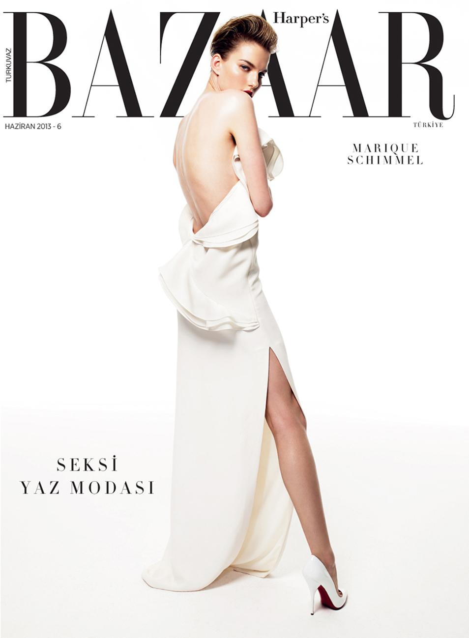 Marque Schimmel - Harpers Bazaar Turkey