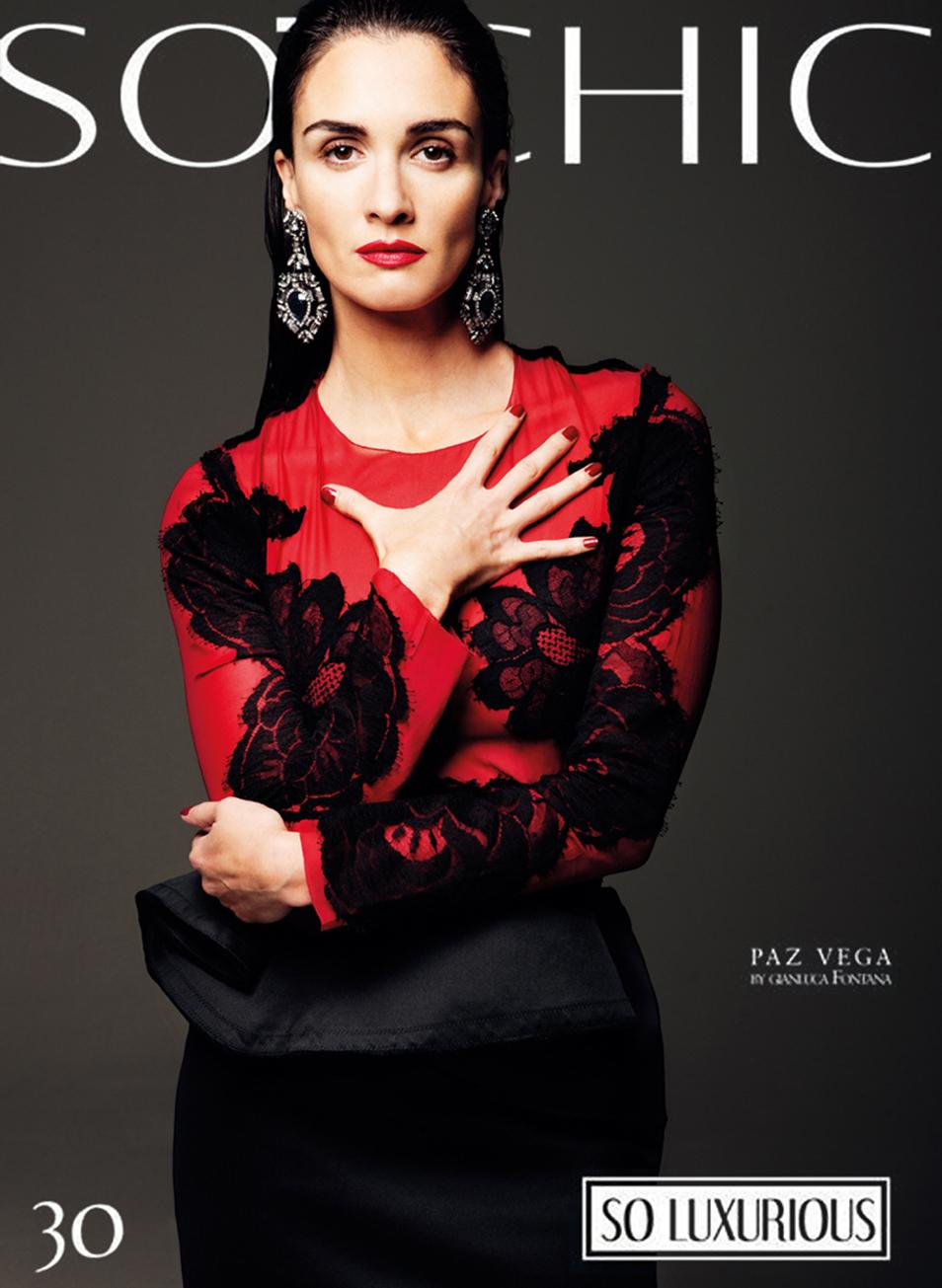 Paz Vega - So Chic