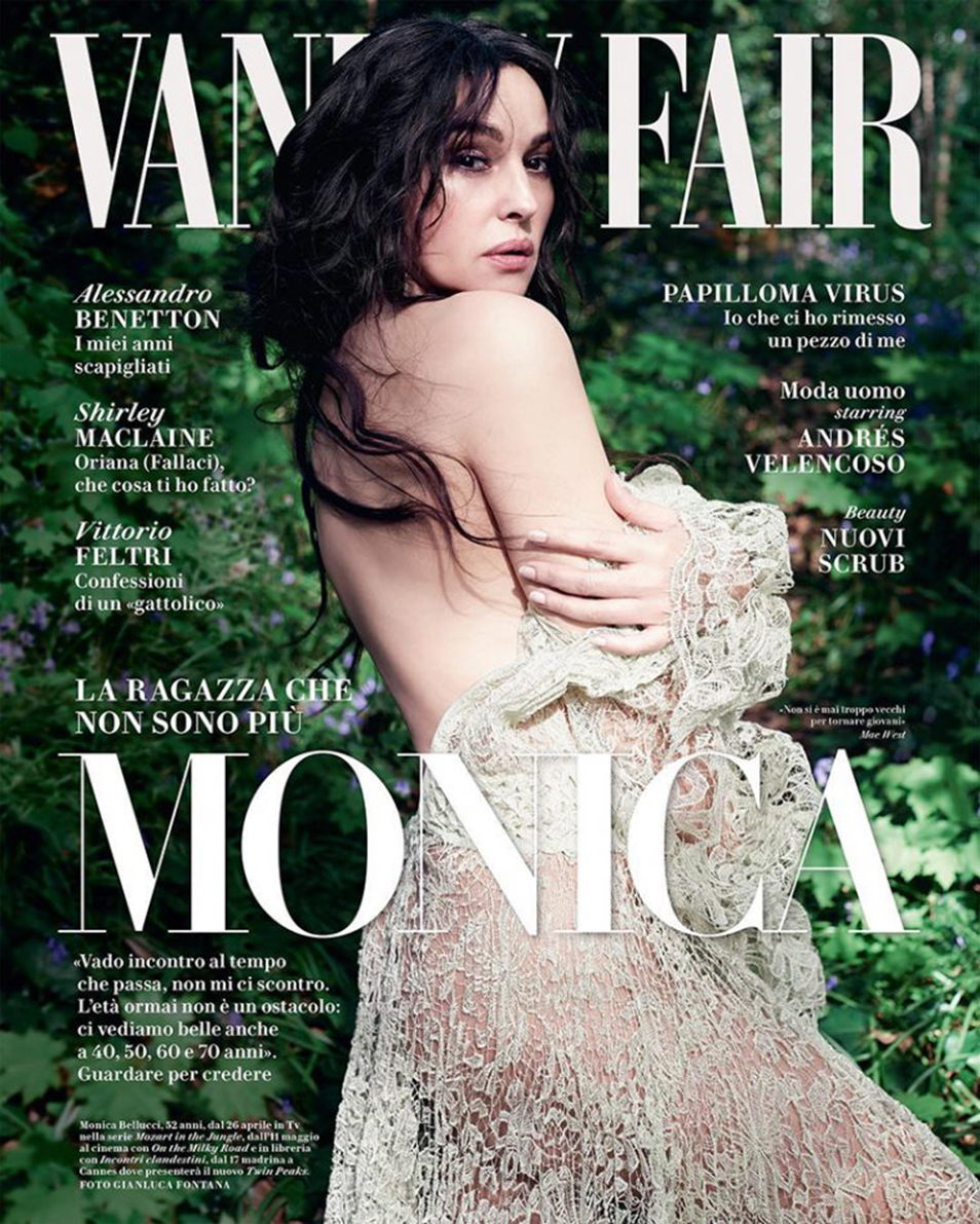 Monica Bellucci - Vanity Fair