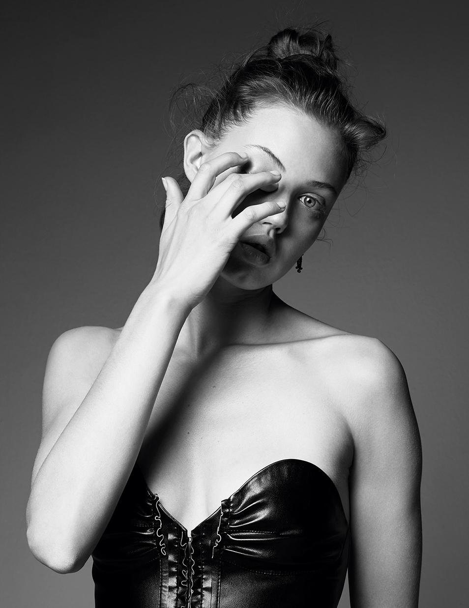 Lindsey Wixson - Marie Claire ES