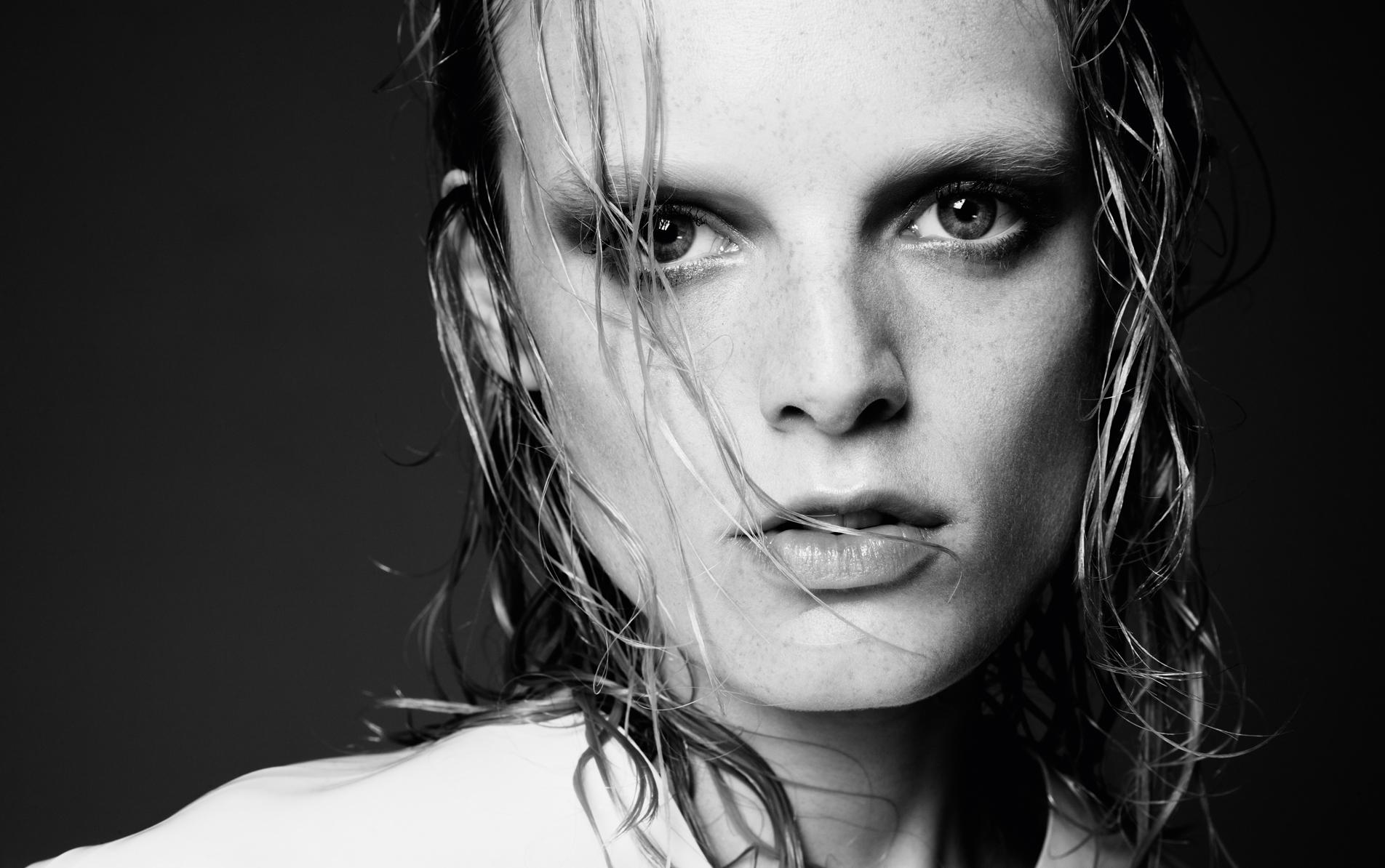 Hanne Gaby - Harpers Bazaar TR