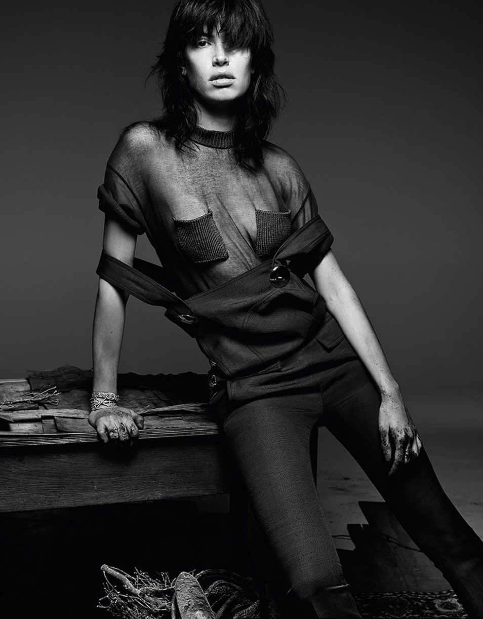 Sabrina Ioffreda - Harper's Bazaar Germany