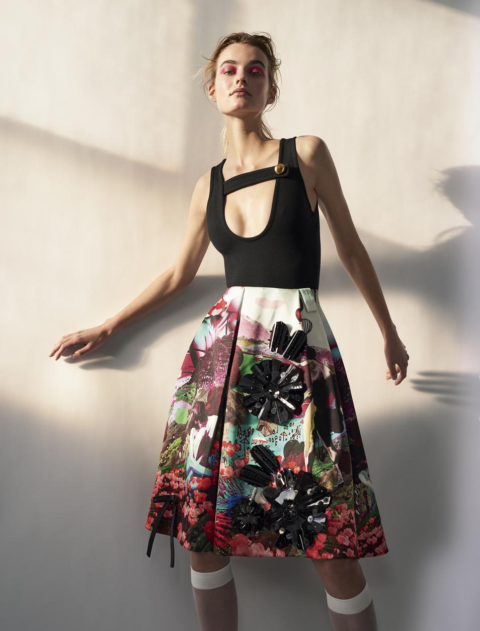 Maartje Verhoef - Harper's Bazaar Korea