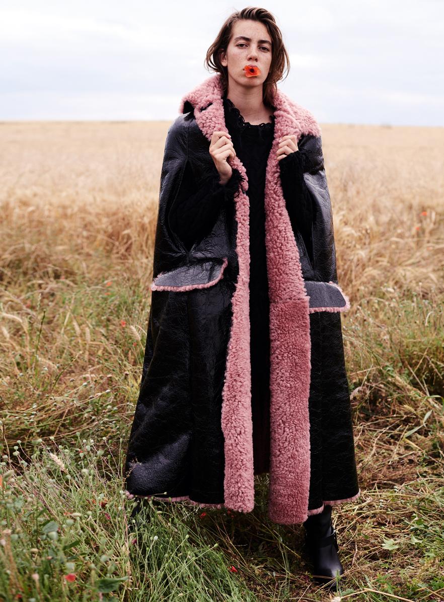 Alice Sofia - Vogue Russia